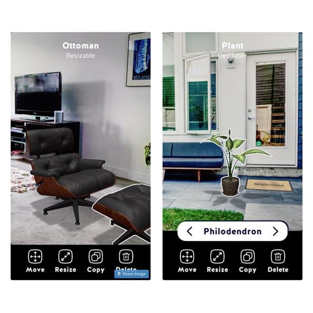 Housecraft App das Haus virtuell einrichten