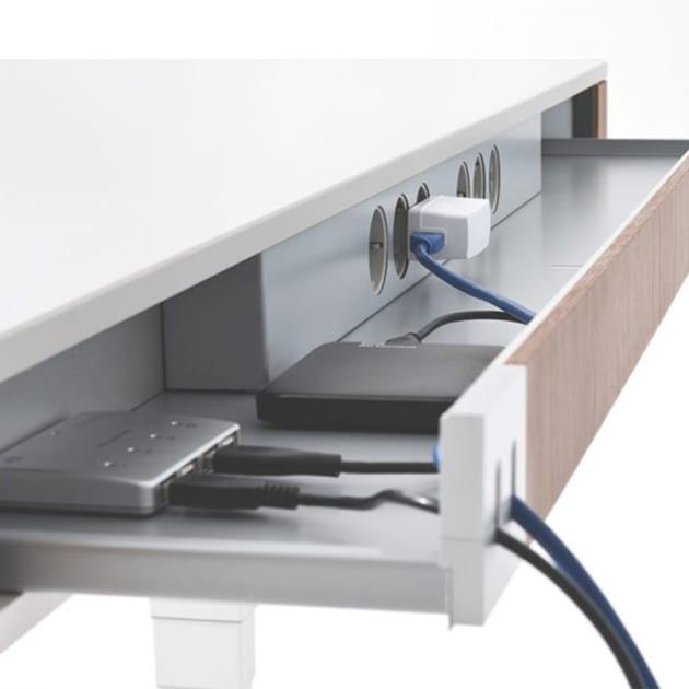 moll T7 h Schreibtisch elektrisch Höhenverstellbar