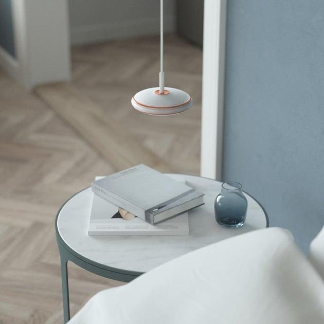 the orb bluetooth lampe mit drei lichtzonen amazcy. Black Bedroom Furniture Sets. Home Design Ideas