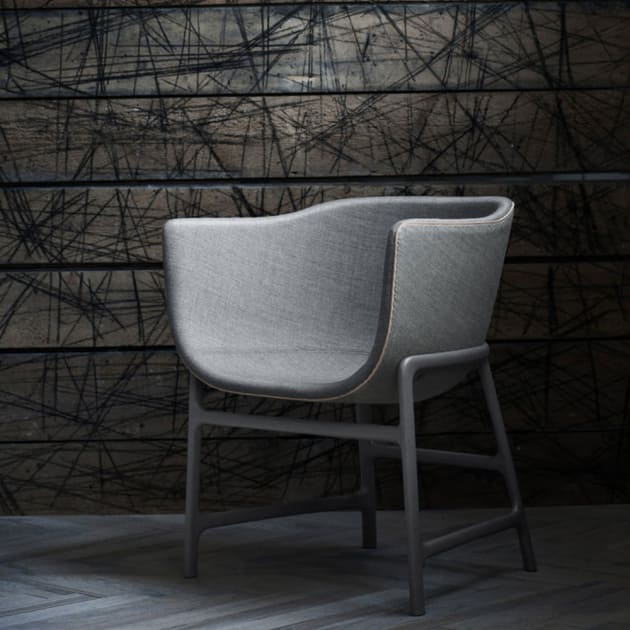 Minuscule Stuhl von Fritz Hansen