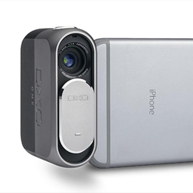 iPhone Aufsteckkamera DXO One