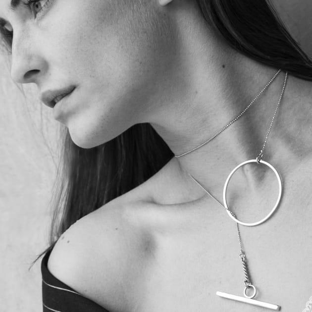 Singapore Halskette von Chaingang Julia Neumann