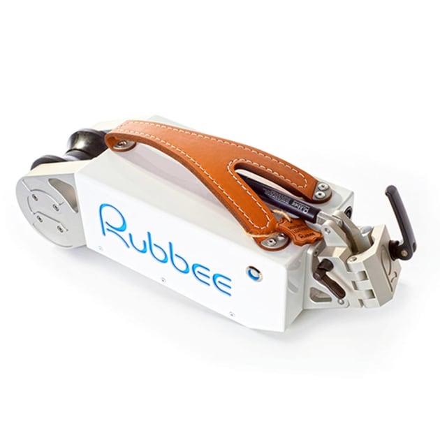 Rubbee Elektroantrieb zum Nachrüsten in Sekunden…