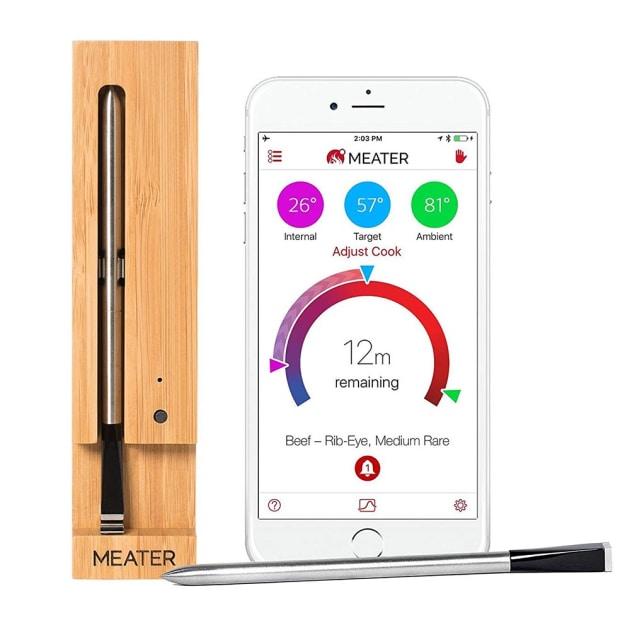 Meater Fleischthermometer mit App-Steuerung
