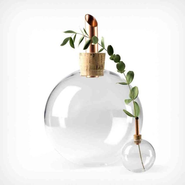 Vase Glasilium von Scandinaviaform