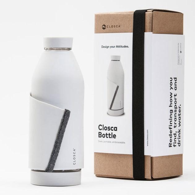 Closca Bottle die geniale Trinkflasche aus Spanien