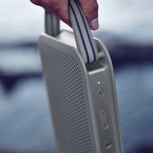 Kraftvoller Bluetooth-Lautsprecher BeoplayA2Active