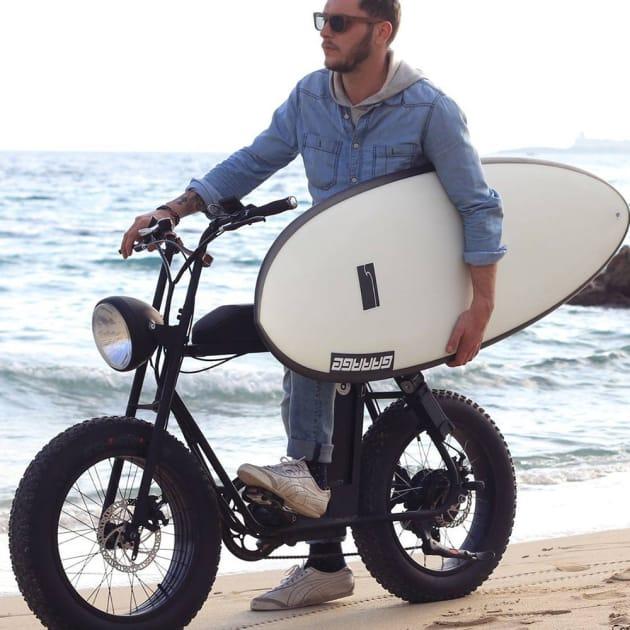 Das Unimoke E-Bike von urban drivestyle