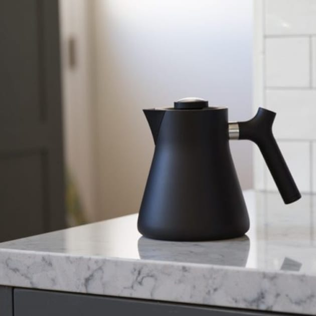 Der Raven Teekessel – Tee kochen wie ein Profi
