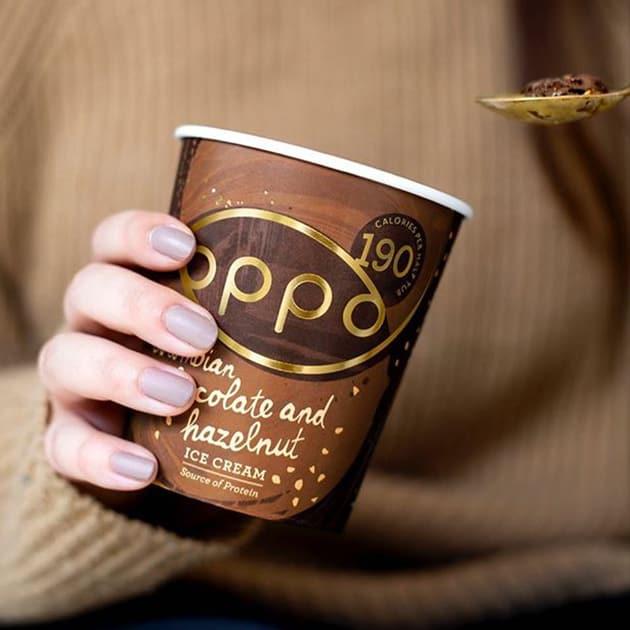 Oppo Eis – gesünderer und kalorienarmer Genuss