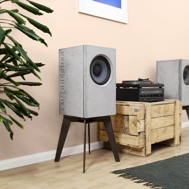 Loft RUPRECHT Lautsprecher mit außergewöhnlichem Klang
