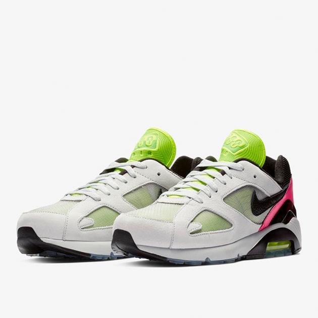 "Neu: Nike Air Max 180 BLN ""Hyper Pink"""