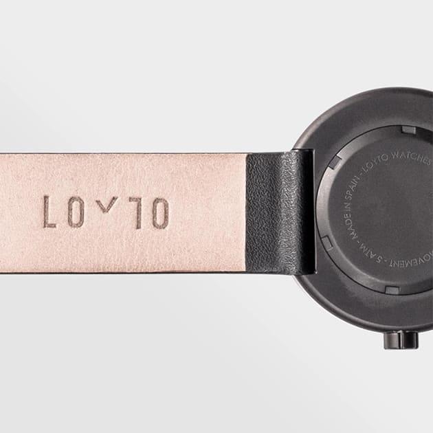 Loyto L1 Uhr – unisex, modern, minimalistisch