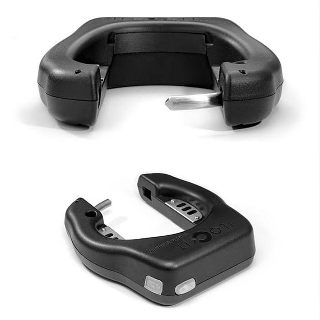 Smart Fahrradschloss für sicheres Fahrradvergnügen, elektronisch –  I lock it +