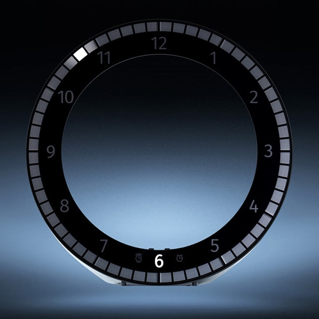The Only Clock