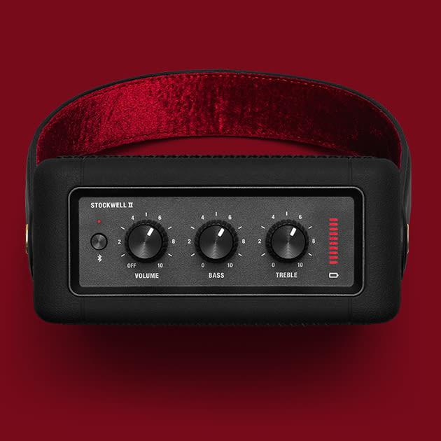 Marshall Stockwell II – Tragbarer Lautsprecher