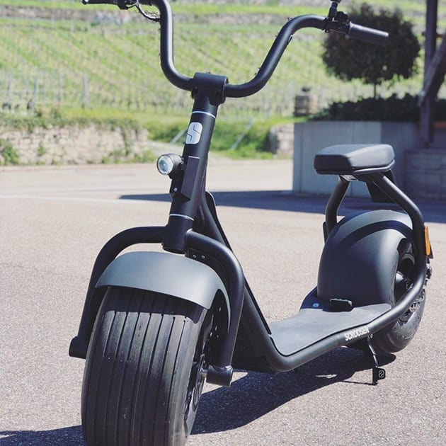 SCROOSER E-Scooter made in Germany
