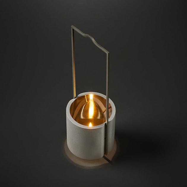 Holocene No. 4 – die moderne Öllampe von Wästberg für wohlige Momente überall