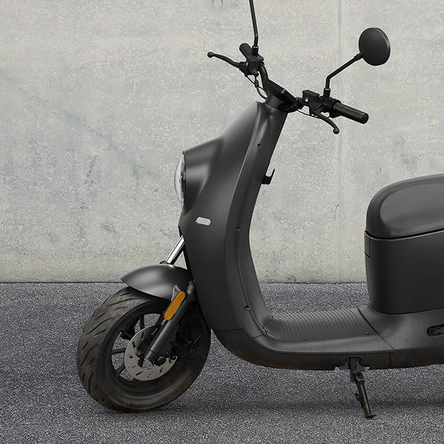 unu Scooter – Der smarte Elektroroller