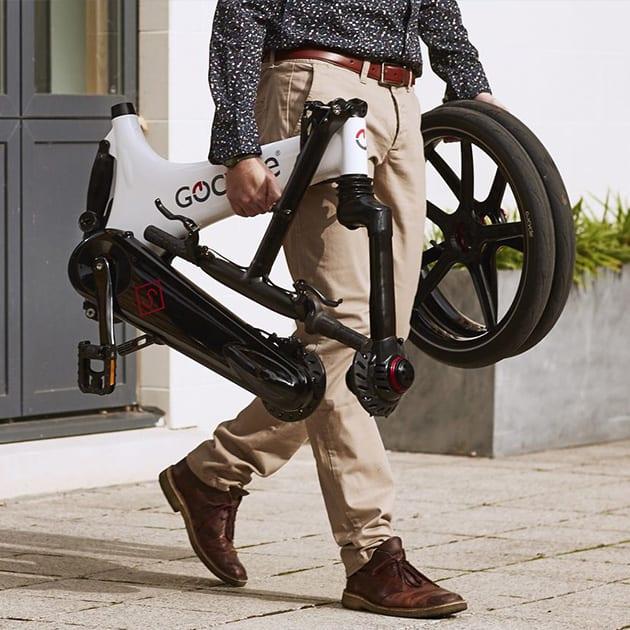 Gocycle GS – Zusammenklappbares, sportliches E-Bike