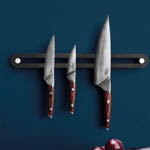 Japanische sehr scharfe Messer – Nordic Kitchen Serie von Eva Solo