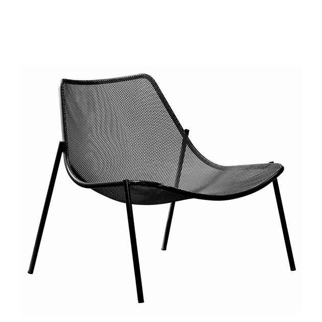Outdoor Round Lounge Chair von Emu