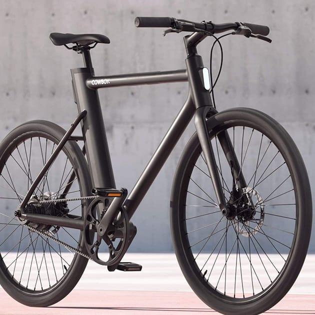 Cowboy E-Bike – Das Leichtgewicht in durchdachtem Design
