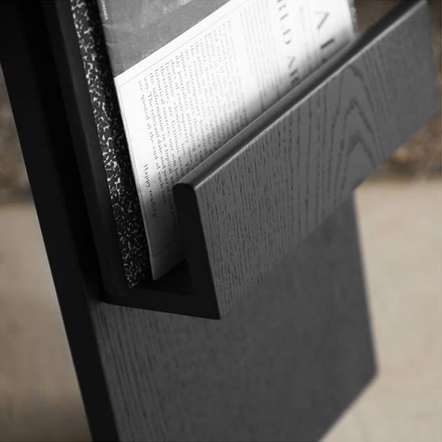 Risom Magazin Beistelltisch – Beistelltisch mit zeitlosem und außergewöhnlichem Design