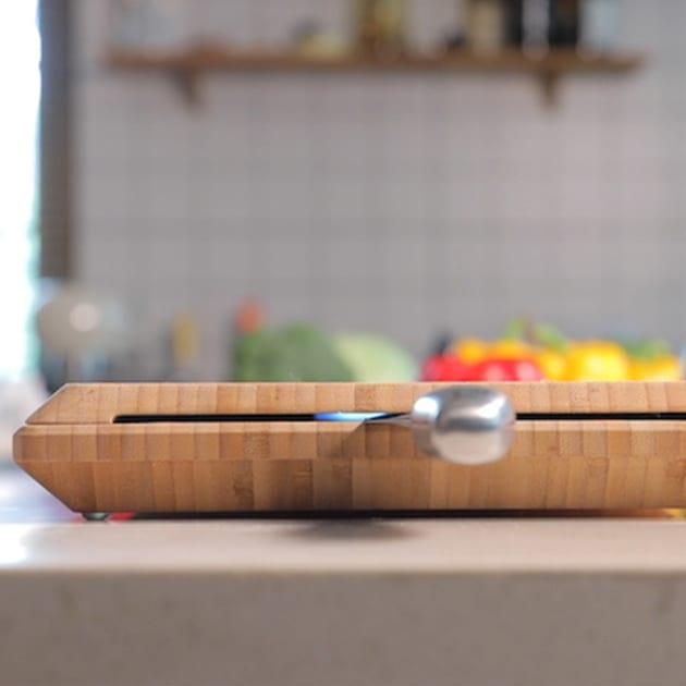 ChopBox, das smarte Schneidebrett mit 10 tollen Funktionen als praktischer Küchenhelfer