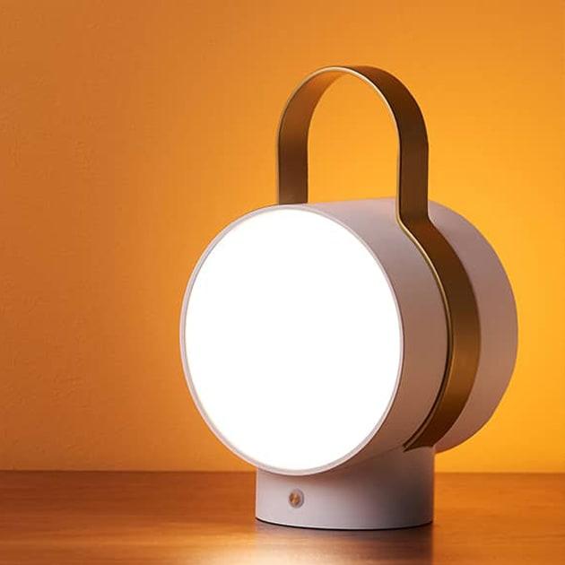 Take a Way kabellose Lampe inspiriert von alten Bahnhöfen