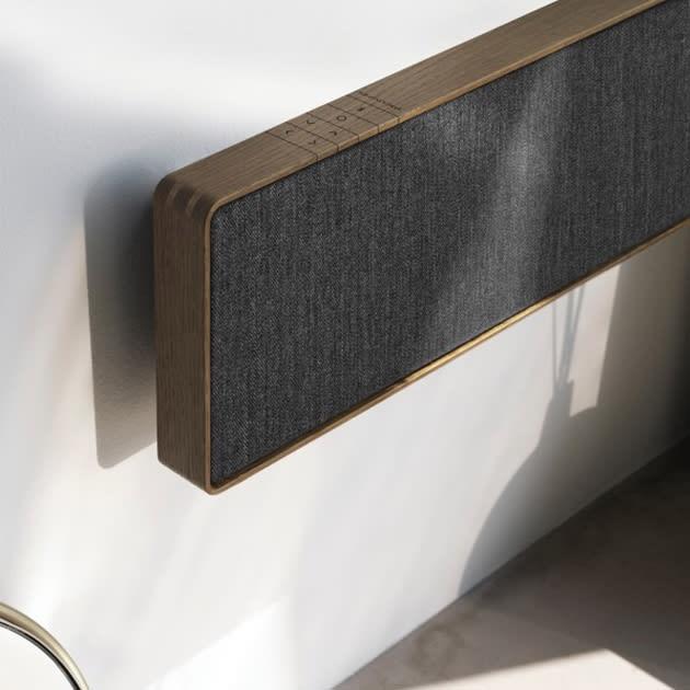Soundbar von Bang & Olufsen – Beosound Stage – leistungsstarke Audiotechnologie in modernem Design