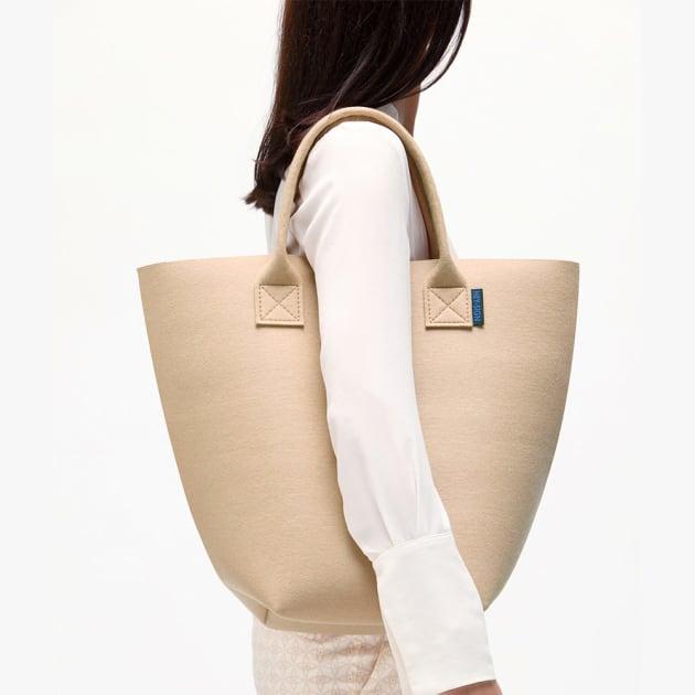 Carry Allroundtasche aus Wollfilz – farblich passend zu jedem Outfit