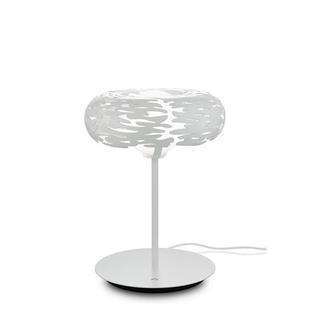 Dimmbare Tischleuchte Barklamp von Alessi- von der Natur inspiriert