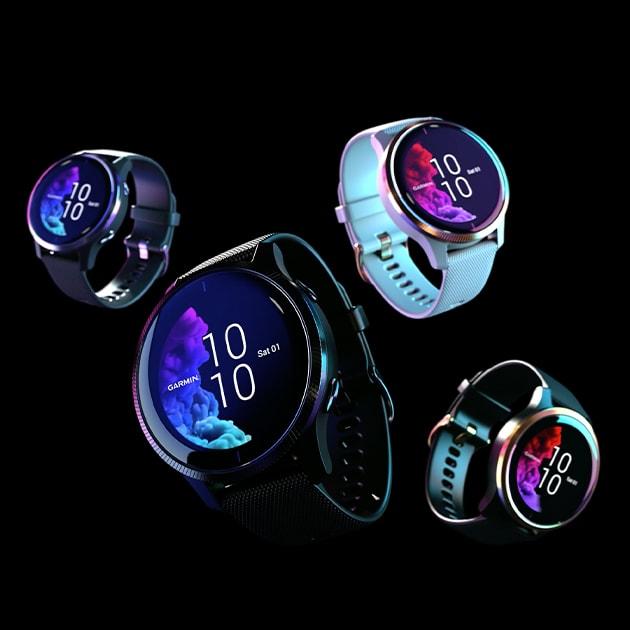 Garmin Venu Smartwatch für Sport und Alltag mit vielen Features