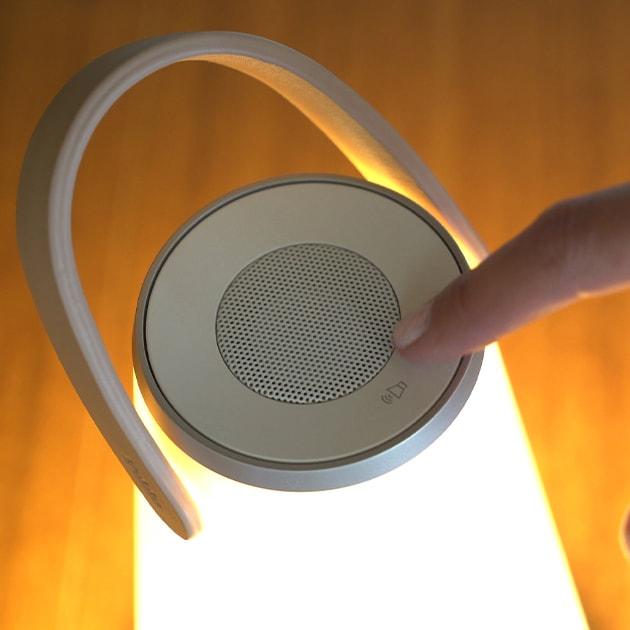 Uma Soundlaterne – LED Leuchte mit Bluetooth Lautsprecher