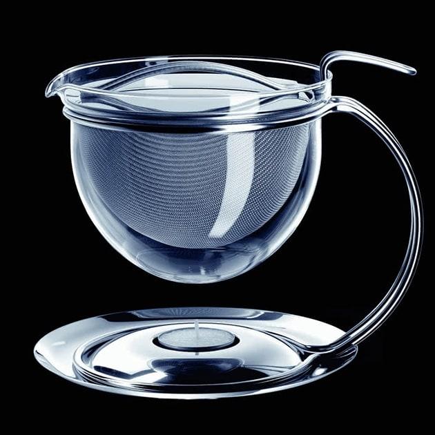 Teekanne filio von mono im eleganten, zeitlosen Design