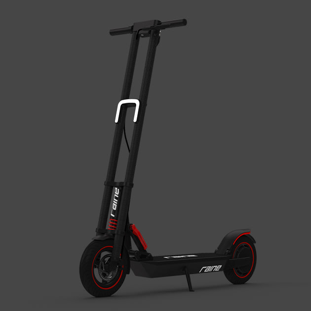 Raine One E-Scooter designed in Australien