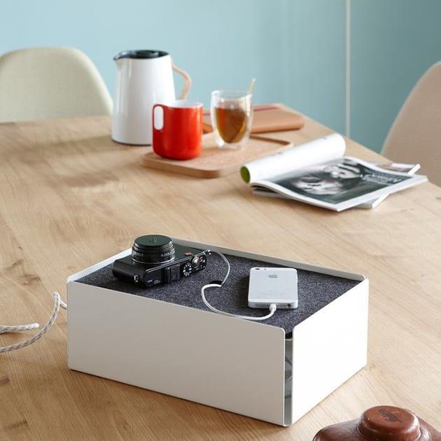 Ladestation – Chargebox sorgt für augeräumten Kabelsalat