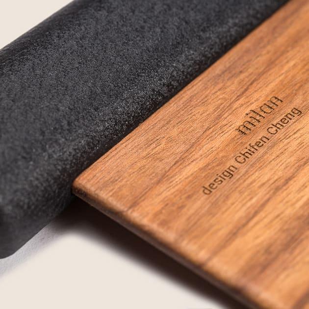 Einzigartiges Walnuss Messer von Maison Milan – multifunktional und kindersicher