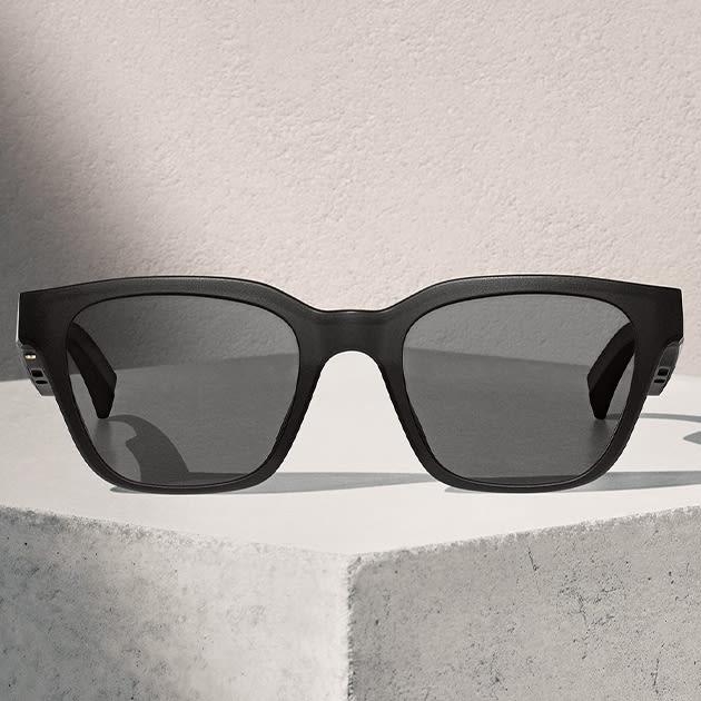 Die Bose Sonnenbrille mit integriertem Sound