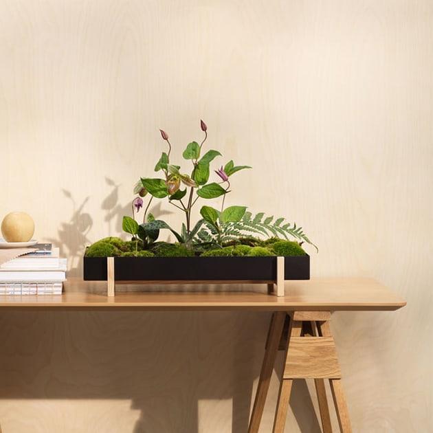 Design House Stockholm – Blumenschale als Grünfläche für den Wohnbereich