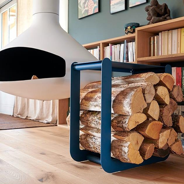 Holztrage und Beistelltisch 'Nevado' von fermob
