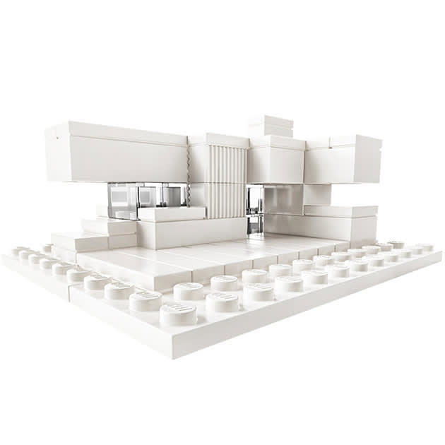 LEGO Architecture 21050 Studio – Bausteinset für Architekturliebhaber