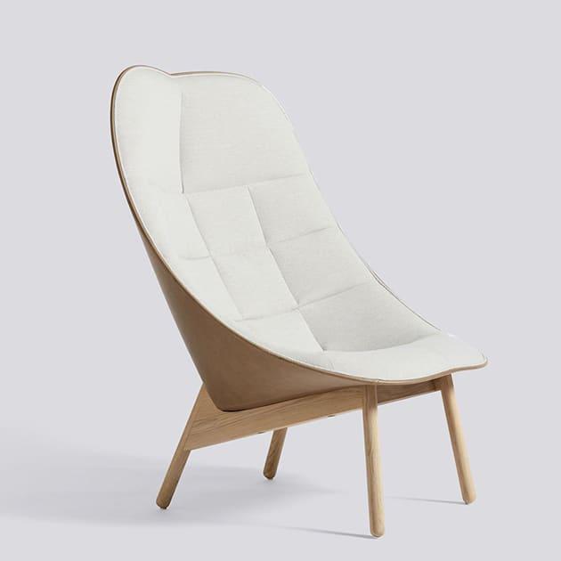 Sessel UCHIWA von Hay designed by Doshi Levien