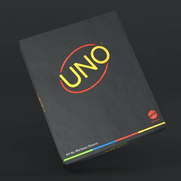 UNO Minimalista – das beliebte Kartenspiel im neuen Design