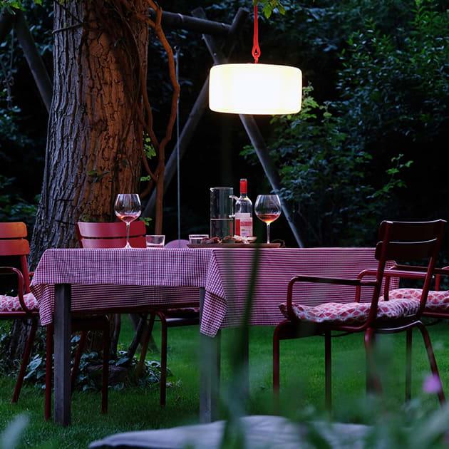 Thierry le Swinger Akku-Leuchte – zum hängen und stehen – von fatboy