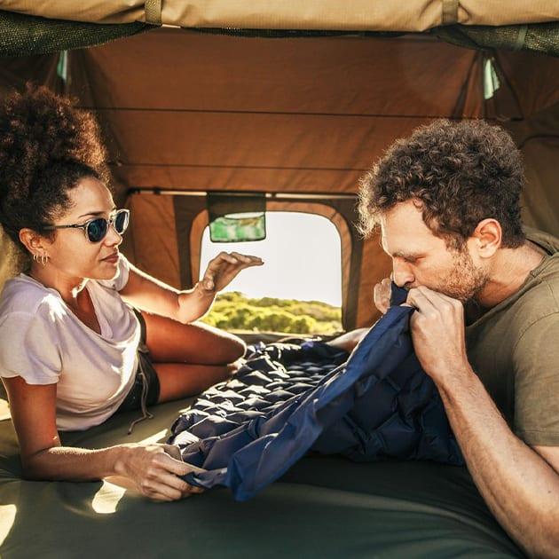 Bahidora komfortable Isomatte für Camping, Backpacking