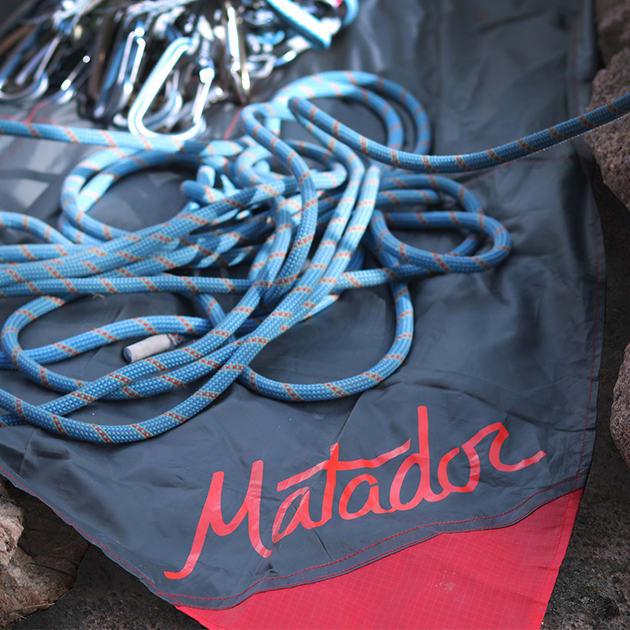Matador – die Mini Decke für unterwegs, passt einfach in die Tasche
