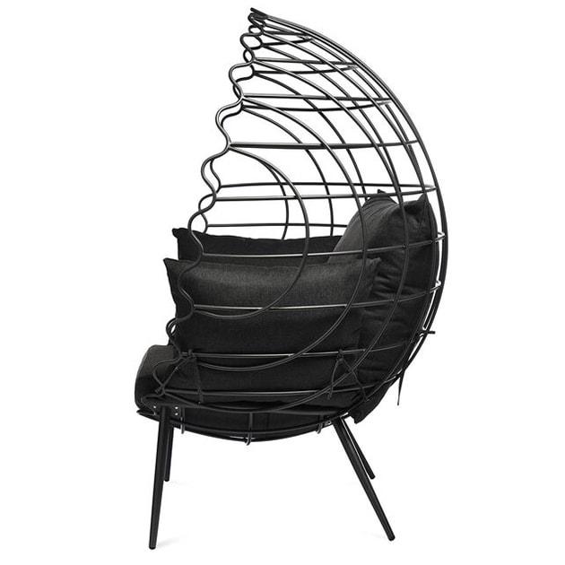 Stylischer Egg-Chair für Outdoor von Depot