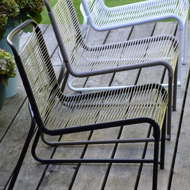 Lido Spaghetti Lounge-Sessel von Fiam für In-und Outdoor